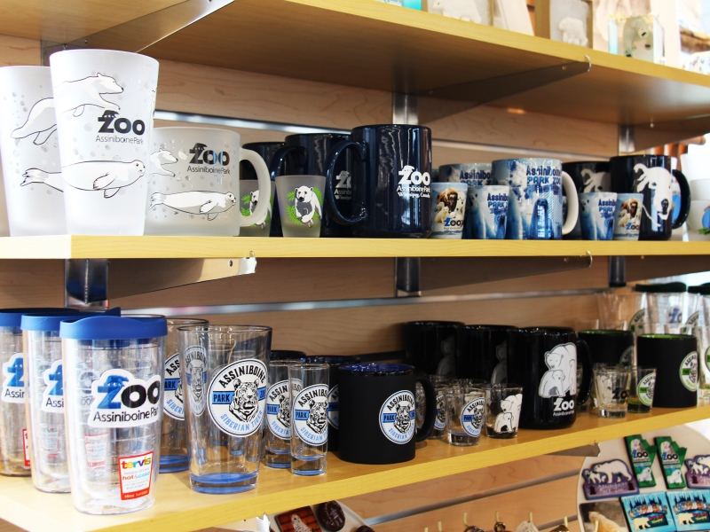 Assiniboine Park Zoo Gift Shop
