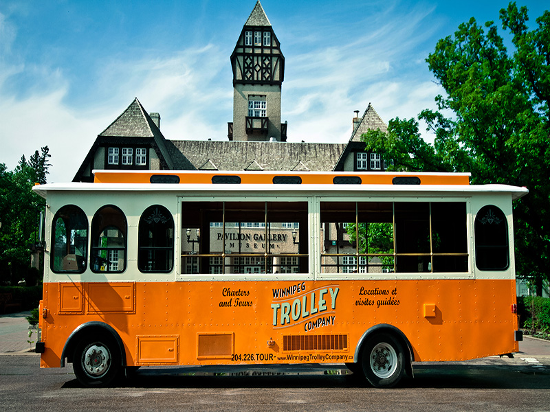 City Trolley Tours
