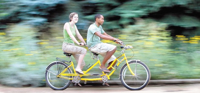 Bee2Gether Tandem Bike Rentals & Sales